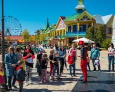 Сочи Парк празднует день весны и труда 1 мая 2018